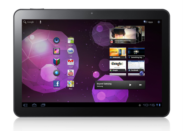 Tablet PC Rentals